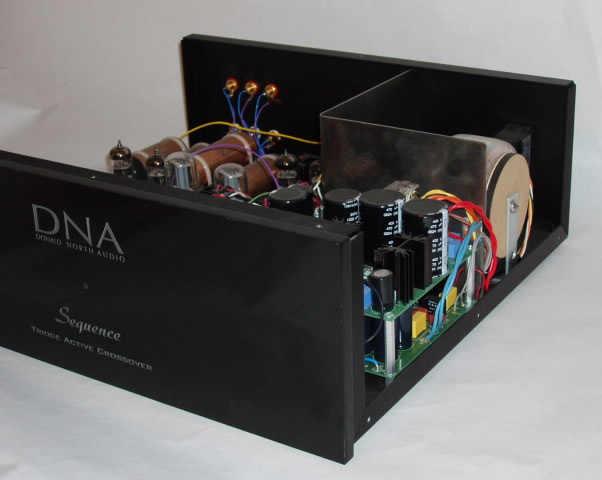DNA Sequence Speakers dipole open baffle woofer high